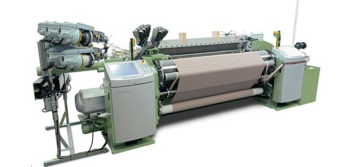 Jiushen Plans to introduce Dornier looms