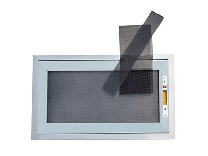 Used as Window Screens